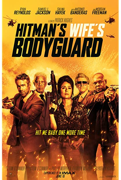 The Hitmans Wifes Bodyguard 2021 THEATRICAL BluRay h264-Dual YG