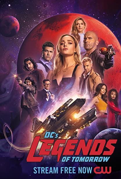 DCs Legends of Tomorrow S06 COMPLETE REPACK 720p AMZN WEBRip x264-GalaxyTV