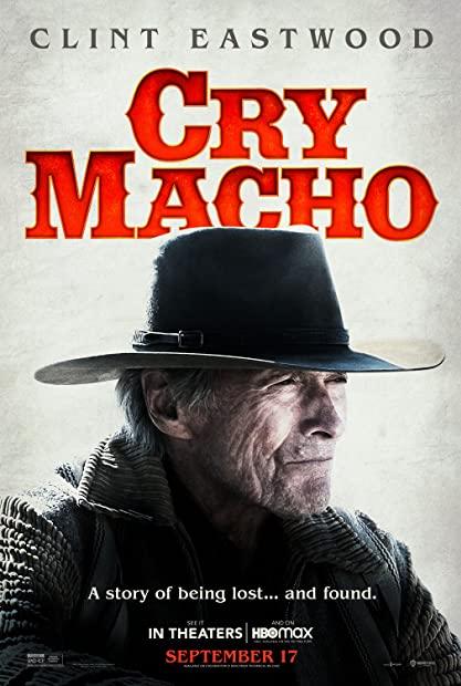 Cry Macho 2021 720p WEB H264-Dual YG