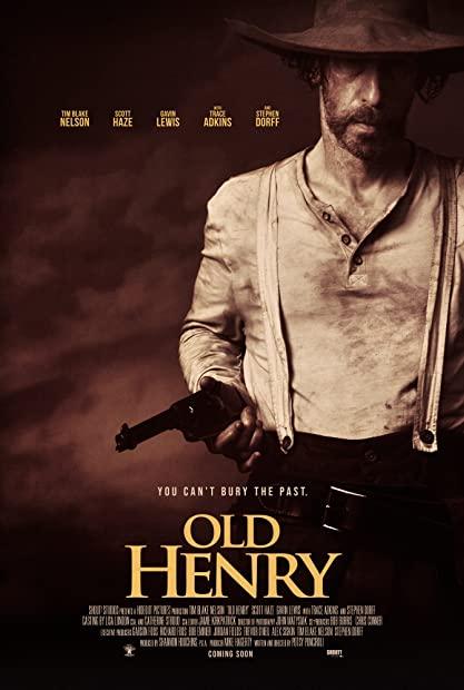 Old Henry 2021 HDRip XviD AC3-EVO