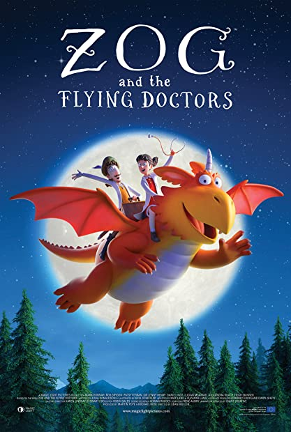 Zog and the Flying Doctors 2021 HDRip XviD AC3-EVO